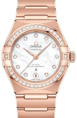 Omega Constellation Manhattan Co-Axial Master Chronometer 29 mm in der Version 131-55-29-20-55-001