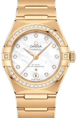Omega Constellation Manhattan Co-Axial Master Chronometer 29 mm in der Version 131-55-29-20-55-002