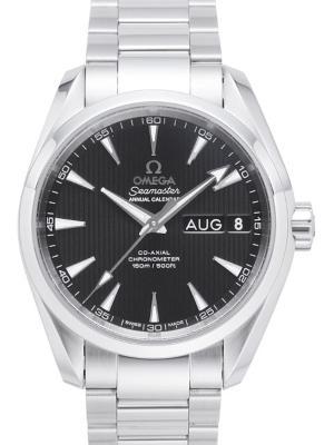 Omega Seamaster Aqua Terra Annual Calendar in der Version 23110392201001