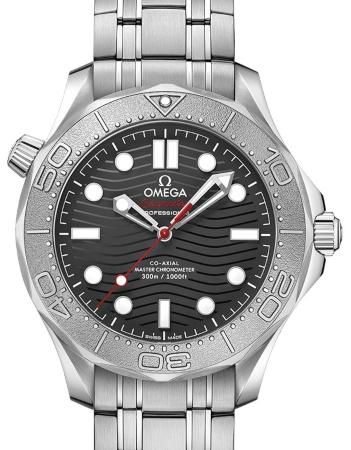 Omega Seamaster Diver 300 M Co-Axial Master Chronometer 42 mm in der Version 21030422001002