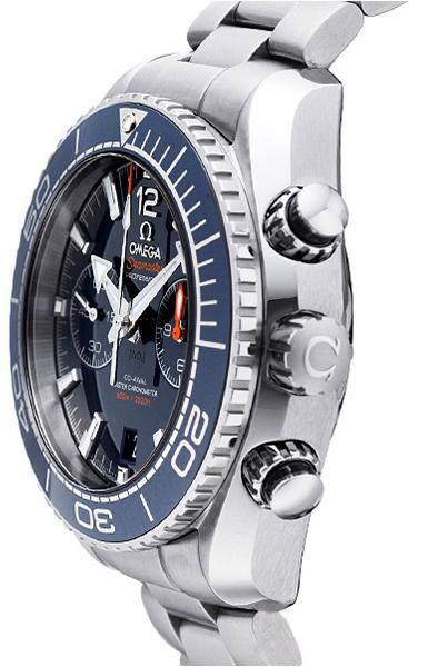 Omega Seamaster Planet Ocean 600 M Co-Axial Master Chronometer Chronograph