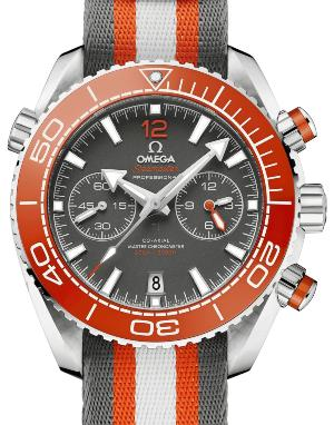Omega Seamaster Planet Ocean 600 M Co-Axial Master Chronometer Chronograph 45,5 mm