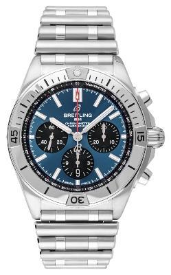 Breitling Chronomat B01 42 in der Version AB0134101C1A1