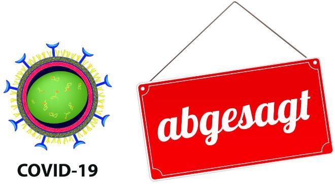 Symbolbild - Absage wegen Covid19 - Baselworld 2020 abgesagt