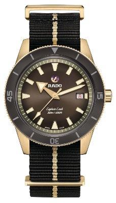 Rado Captain Cook Automatic Bronze in der Version R32504307