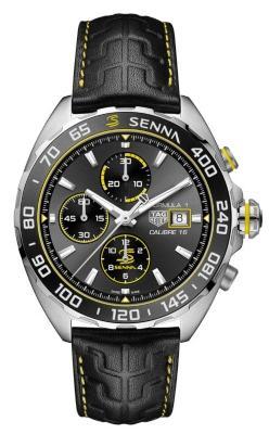 Tag Heuer Formula 1 Calibre 16 Automatik Chronograph 44mm Senna Special Edition