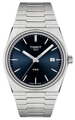 Tissot T-Classic PRX in der Version T137-410-11-041-00 uhrenneuheiten-2020
