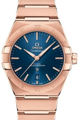 Omega Constellation Co-Axial Master Chronometer 39 mm in der Version 131-50-39-20-03-001 in 18 K Rosegold