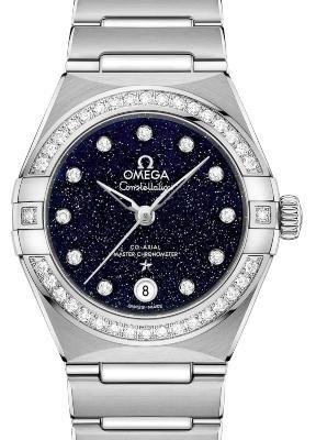 Omega Constellation Manhattan Co-Axial Master Chronometer 29 mm in der Version 131-15-29-20-53-001