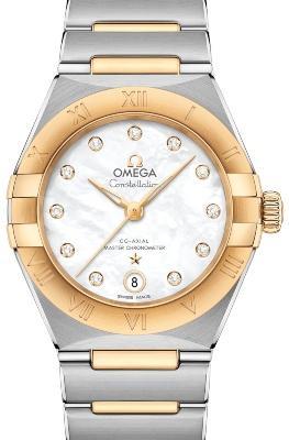 Omega Constellation Manhattan Co-Axial Master Chronometer 29 mm in der Version 131-20-29-20-55-002