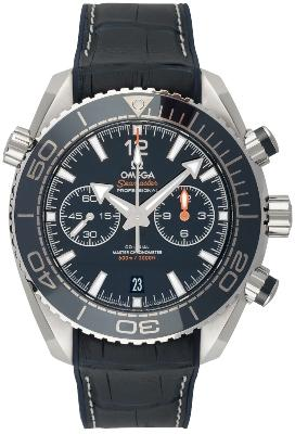 Omega Seamaster Planet Ocean 600 M Co-Axial Master Chronometer Chronograph 45,5mm