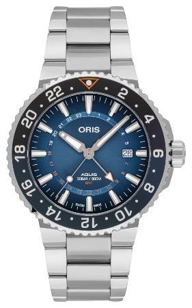 Oris Carysfort Reef Limited Edition in der Version 01 798 7754 4185-Set MB
