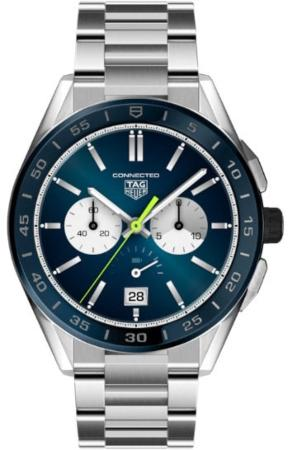 Tag Heuer Connected in der Version SBG8A11-BA0646
