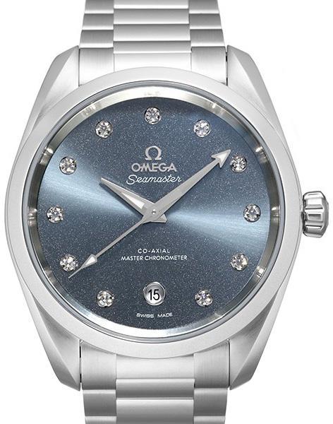 Omega Seamaster Aqua Terra 150M Co-Axial Master Chronometer Damen 38mm in der Version 220-10-38-20-53-001
