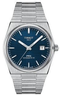 Tissot T-Classic PRX Powermatic 80 in der Version T137-407-11-041-00