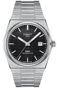 Tissot T-Classic PRX Powermatic 80 in der Version T137-407-11-051-00