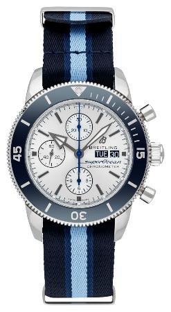 Breitling Superocean Heritage II Chronograph 44 Ocean Conservancy Limited Edition Sommeruhren