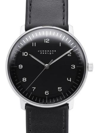 Junghans Max Bill Automatic in der Version 027-3400-04 Business-Uhren