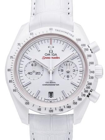 Omega Speedmaster Moonwatch White Side of the Moon in der Version 311-93-44-51-04-002 weisse-uhren-fuer-den-sommer