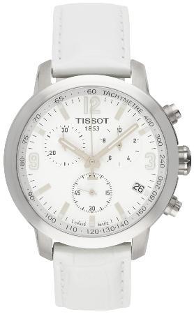 Tissot PRC 200 Quarz Chronograph in der Version T055-417-16-017-00