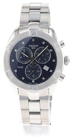 Tissot T-Classic PR 100 Sport Chic Chronograph in der Version T101-917-11-046-00