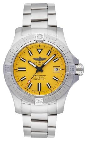 Breitling Avenger Automatic 45 Seawolf in der Version A17319101I1A1 Geneva Watch Days