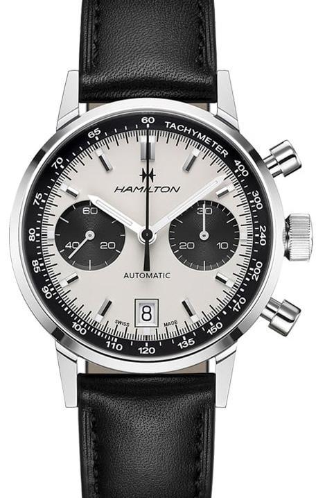 Hamilton American Classic Intra-Matic Auto Chrono - Uhren, Namen und Spitznamen