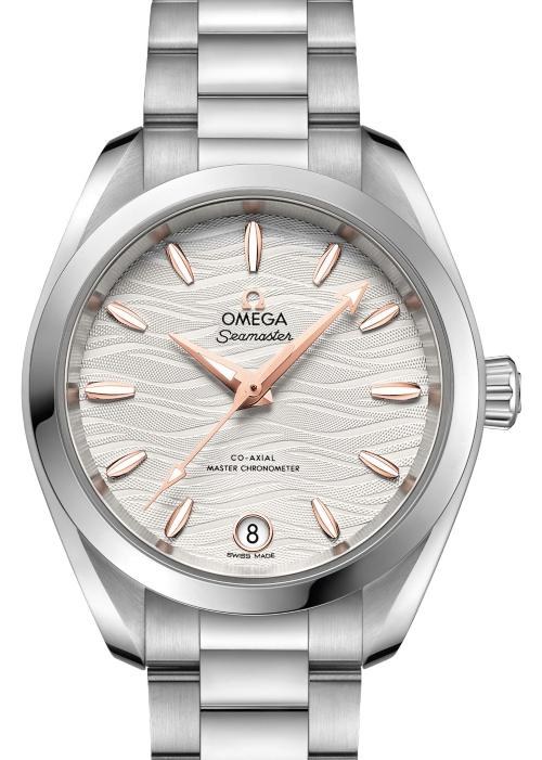 Omega Aqua Terra 150M Co-Axial Master Chronometer 34mm - Uhrwerkshersteller ETA