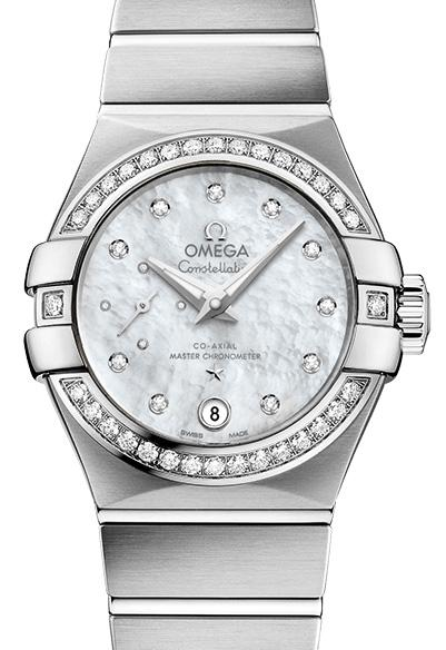 Omega Constellation Co-Axial Master Chronometer Small Seconds 27mm