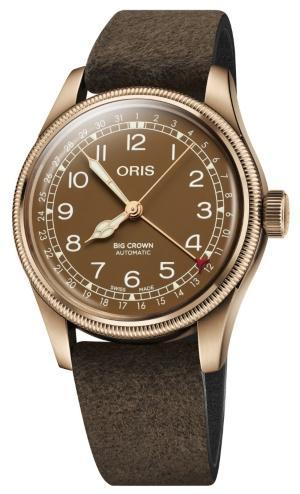 Oris Big Crown Bronze Pointer Date