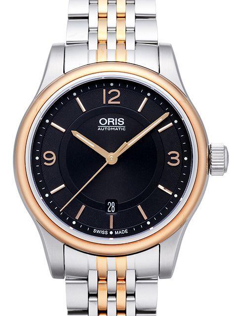 Oris Classic Date - Herrenuhren bis 1000 Euro