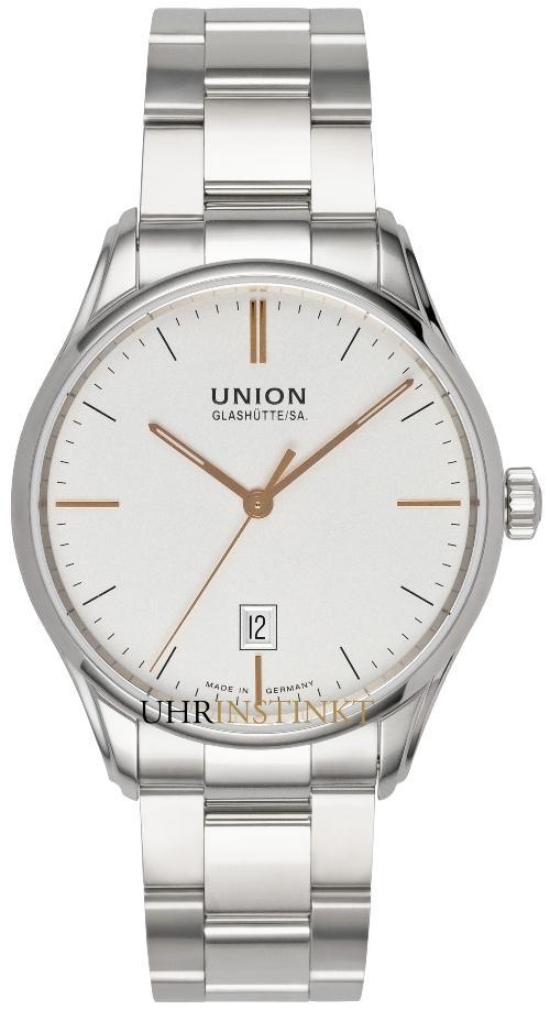 Union Glashütte Viro Datum - Herrenuhren bis 1000 Euro