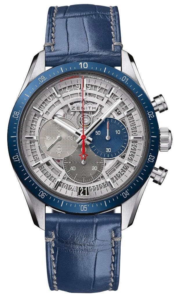 Zenith Chronomaster El Primero Chronomaster 2 - Hochfrequente und niederfrequente Uhren