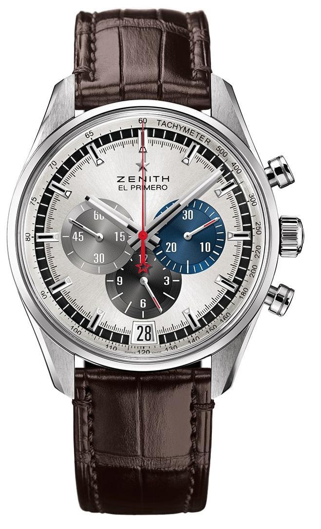 Zenith Chronomaster El Primero - Hochfrequente und niederfrequente Uhren