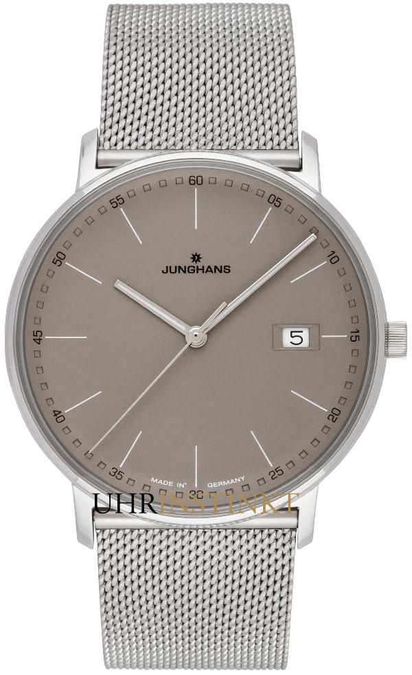 Junghans Form Quarz - auch in der Edition HandinHand limitiert erhältlich