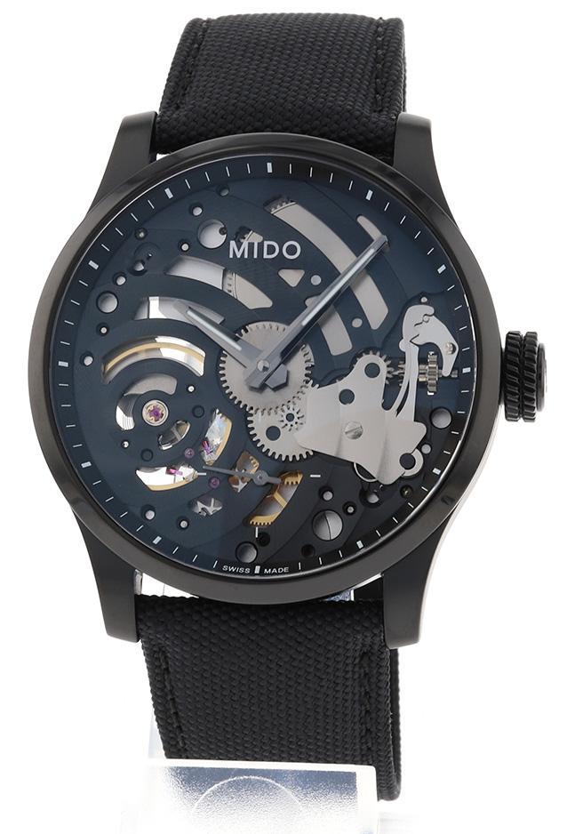 MIDO Multifort Mechanical Skeleton Limited Edition