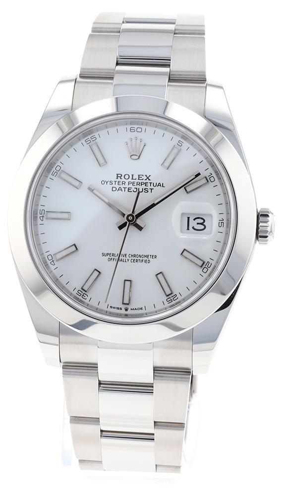 Rolex Datejust 41 - Rolex gebraucht kaufen