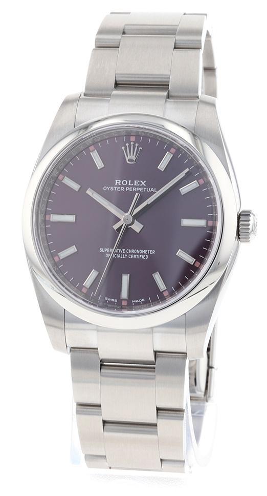 Rolex Oyster Perpetual 34 - Rolex gebraucht kaufen