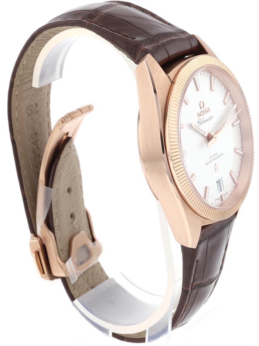 Omega Constellation Globemaster Chronometer 39mm - Dornschließe