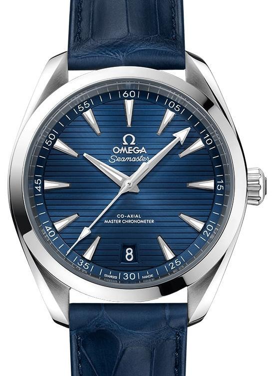 Omega Seamaster Aqua Terra 150M Co-Axial Master Chronometer 41mm - Seamaster oder Speedmaster