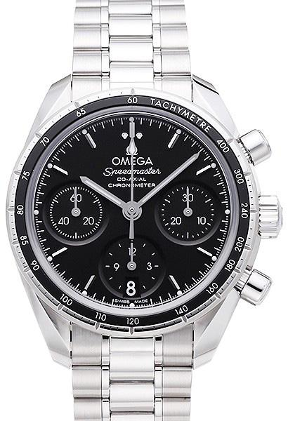 Omega Speedmaster 38 Co-Axial Chronograph 38mm - Seamaster oder Speedmaster