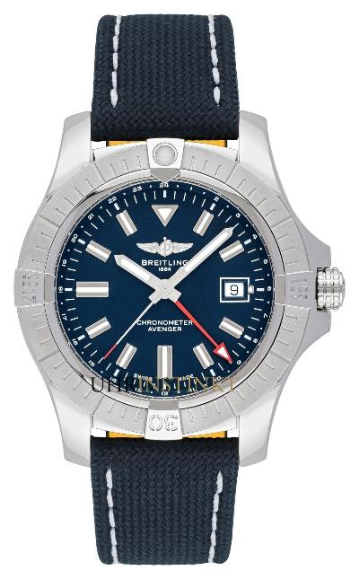 Breitling Avenger Automatic GMT 45 | Christmas Sale!