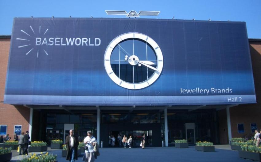 Baselworld Eingang