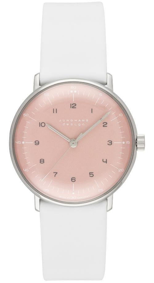 Junghans Max Bill Handaufzug - Die perfekte Uhr für die Freundin