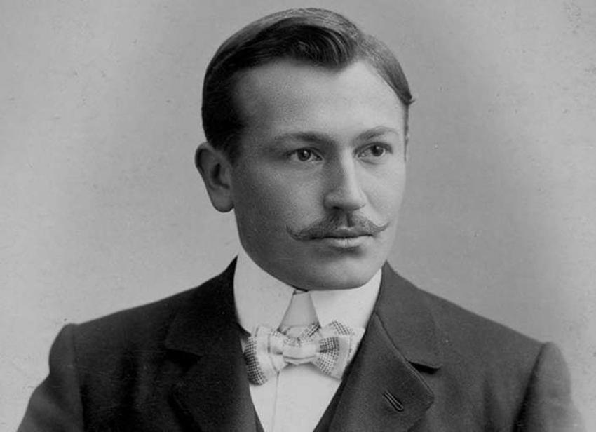 Rolex Gründer Hans Wilsdorf