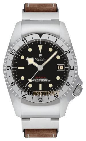 Tudor Black Bay P01   Design angelehnt an die erste Taucheruhr von 1954