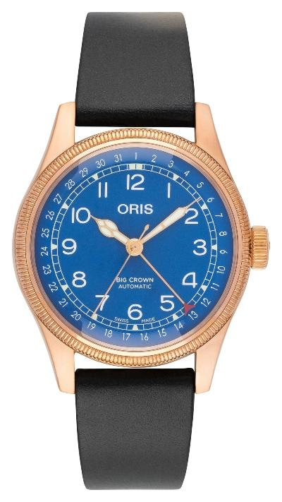 Oris Big Crown Mare Blu Limited Edition