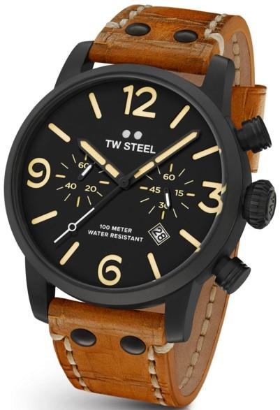 TW-Steel Maverick Chronograph - Quarzuhren für Herren