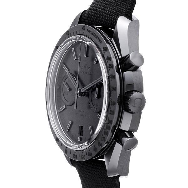 "Omega Speedmaster Moonwatch ""Dark Side of the Moon"" Black Black"