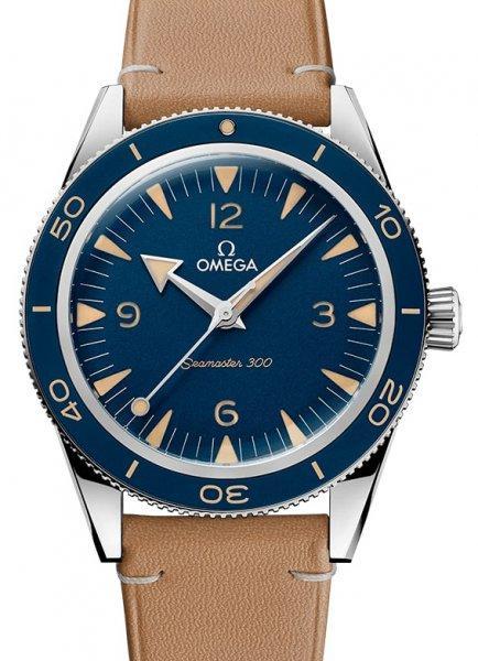 Omega Seamaster 300 Co-Axial Master Chronometer 41 mm - Omega Neuheiten